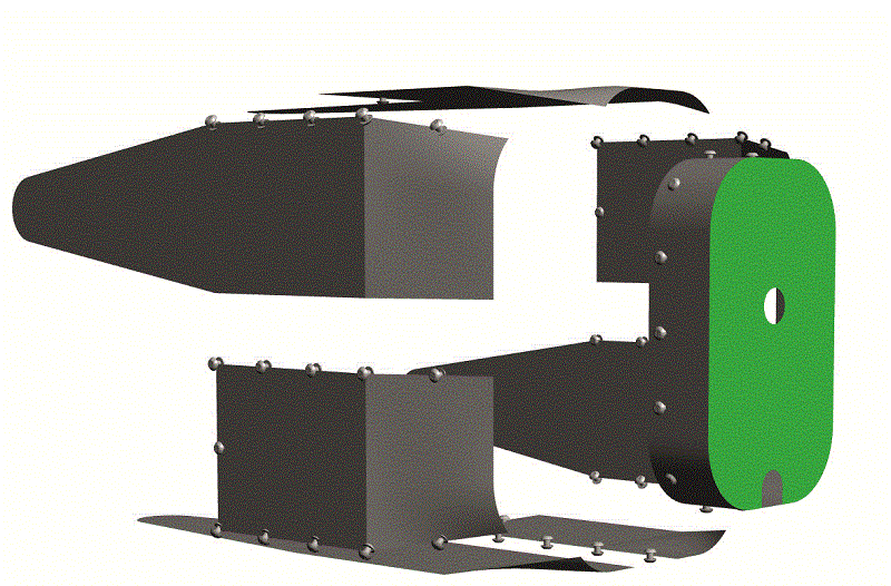 Ferrage - CMC (Clever Modular Concept) - TEXALIS | CARDEL