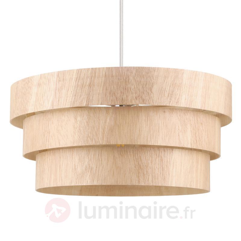 Kazuki Wood - suspension 45 cm - Suspensions en bois