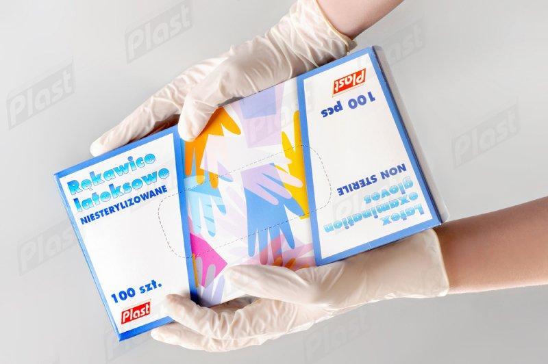 Latexhandschuhe - Verarbeiter und Hersteller