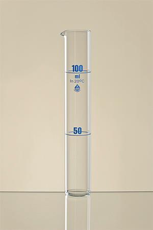 Colorimeterzylinder - null