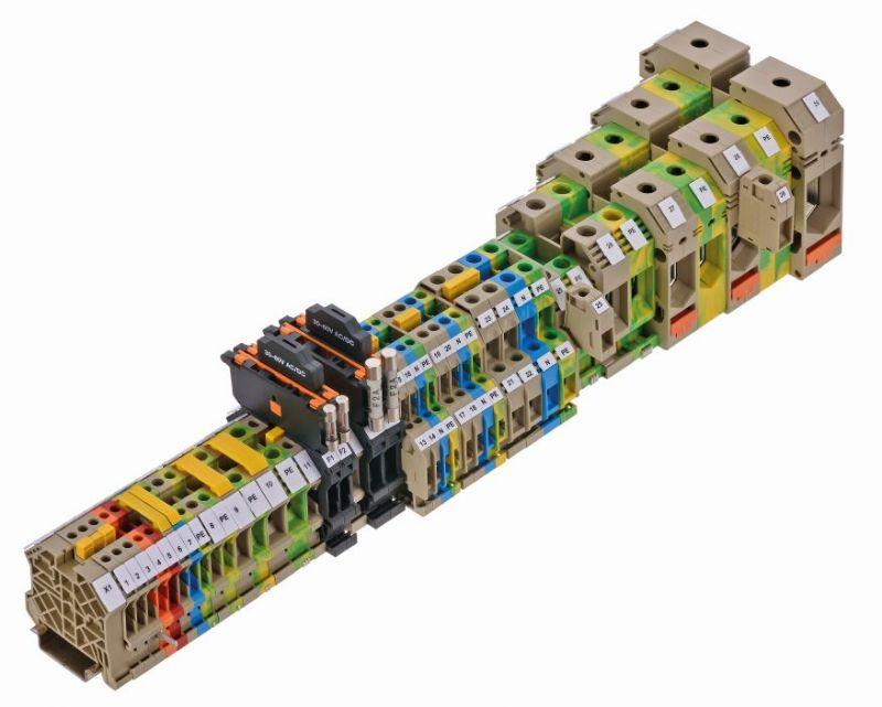 Sistema de conexión por tornillo SRK | SSL
