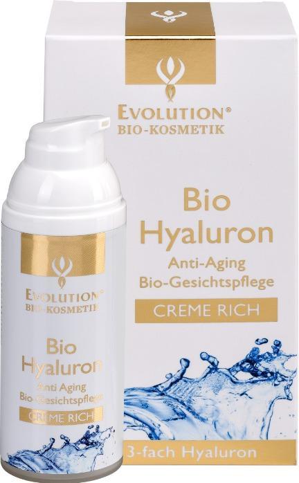 Bio Hyaluron Cream Rich 50ml -