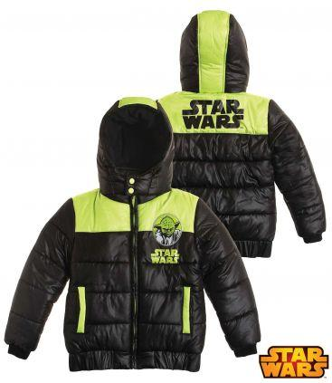 Padded jacket black - Star Wars-The Clone Wars Padded jacket black