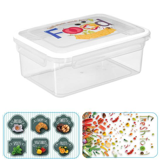 FOOD CONTAINER - Request a catalog by email