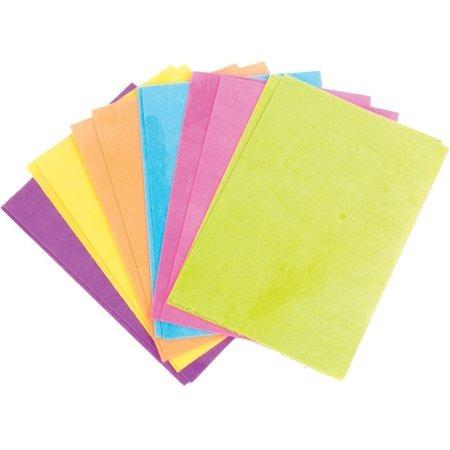 Feuille D'azyme colorée  - Papier Azyme A4