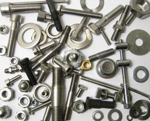 Inconel 825 Fasteners (UNS N08825)