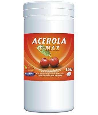Acerola C-Max - Complément alimentaire