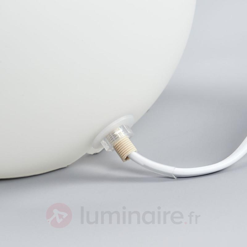 Lampe à poser sphérique KIIA - Lampes de chevet