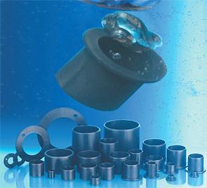 For Underwater Applications - iglidur® UW500
