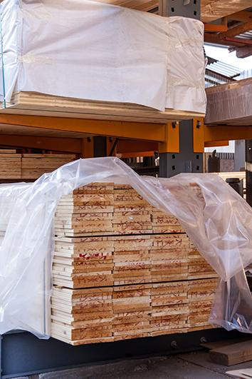 FILM FOR WOODWORKING INDUSTRY  - Industrial packaging films