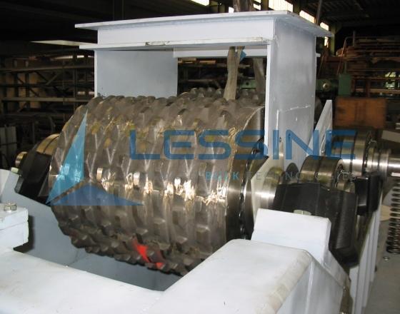 Broyeur à cylindres - Environnement et recyclage