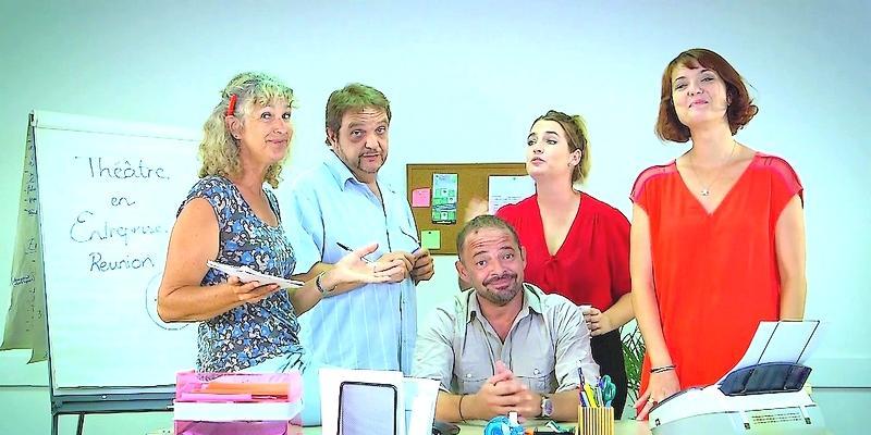 Théâtre en Entreprise - Saynète théâtrale, atelier teambuilding et pièces de théâtre sur mesure