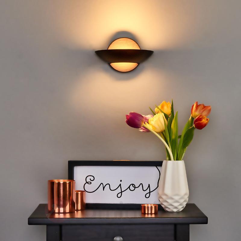 Matti - applique LED en métal - Appliques LED
