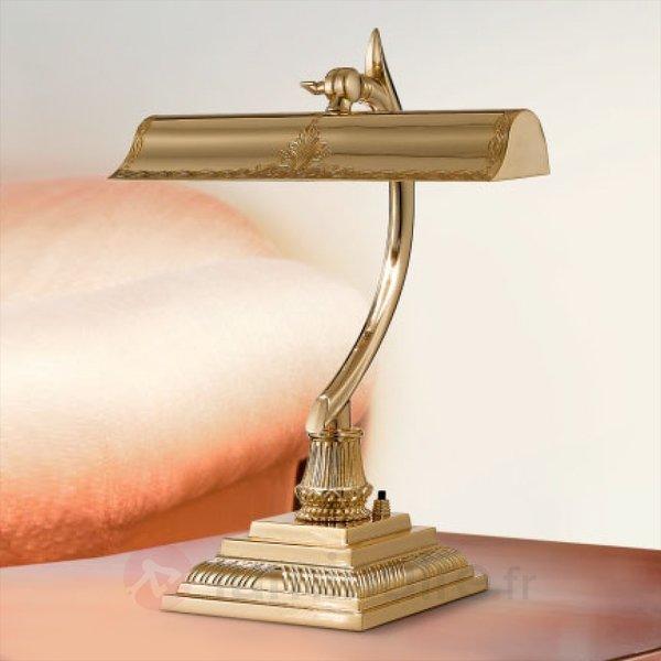 Lampe à poser élégante Galleria - Lampes à poser classiques, antiques