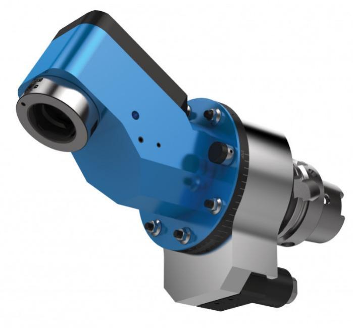 Winkelkopf FIX WFX - CNC Aggregat / Winkelkopf zur Bearbeitung von Metall