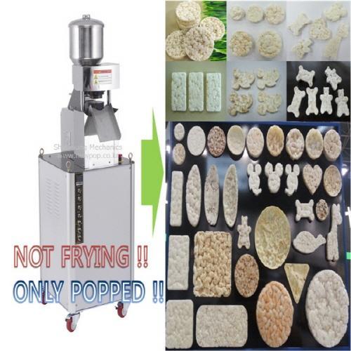 Máquina de la confitería (Máquina de la torta del arroz) - Fabricante de Corea