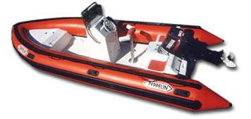 BATEAU GONFLABLE SEMI-RIGIDE ZEPPELIN CUP 15R - null