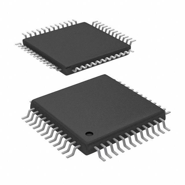 IC DUAL UART 1.8V-5V FIFO 48TQFP - Texas Instruments TL16C2550PFBR