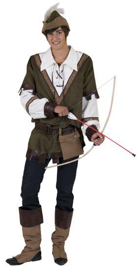Costume de Robin - null