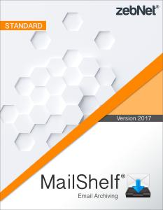 MailShelf Standard - A Turnkey Solution for Compliant Email Archiving