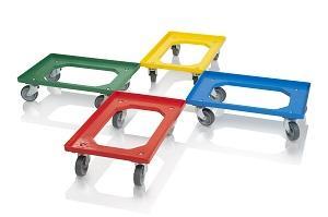 Transportroller -