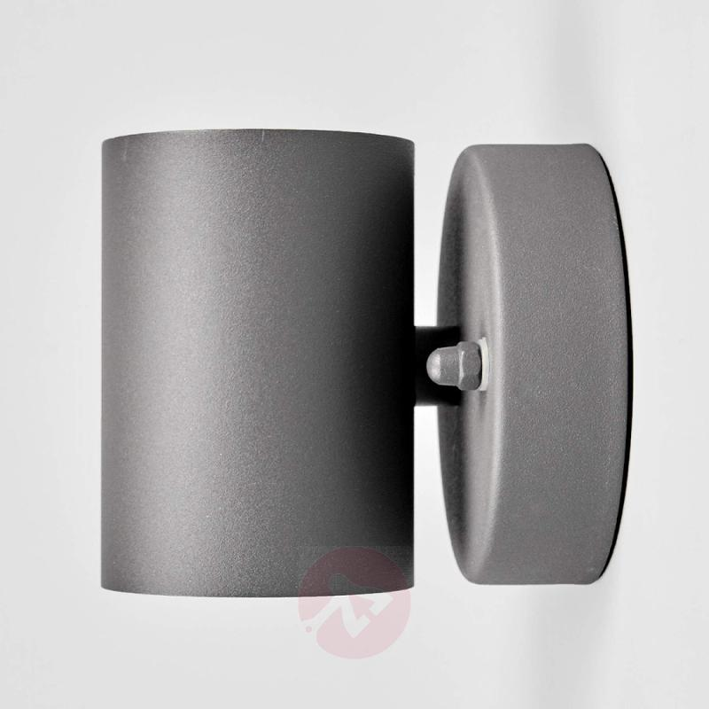 2-light LED outdoor wall light Lexi - outdoor-led-lights