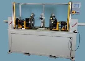 Wickelkopf- Vor und Endformmaschine EFP 300 - null