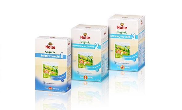 Hipp Holle - Milk Catalogue