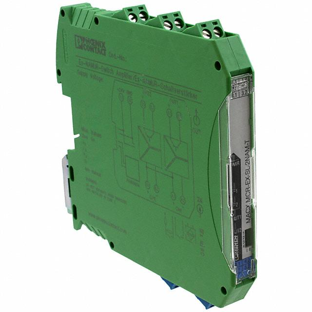 ISOLATED AMP 2 CHAN DIN RAIL - Phoenix Contact 2865489