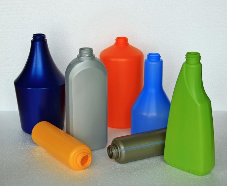 PE bottles & jars - plastic bottles / plastic packaging / plastic jars