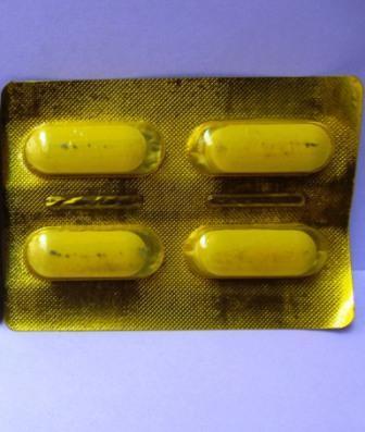 Veterinary Nimesulide Paracetamol Bolus - Veterinary Nimesulide Paracetamol Bolus