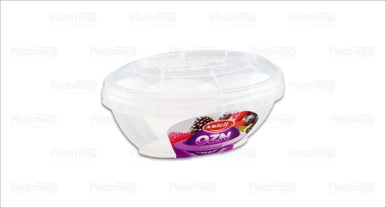 10529 - plastmore inviolable série ovale