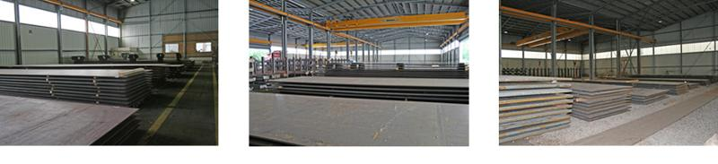 Abrasion Resistant Steels - Flat Steel Products