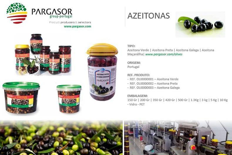 Azeitonas - Azeitona Verde | Azeitona Preta | Azeitona Galega | Azeitona Maçanêlha