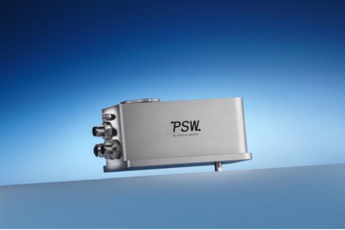 Positionierantrieb PSW 30x-8 - Positioniersystem mit IP 68 zur automatischen Formatverstellung in Maschinen