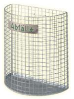 Abfallbehälter - Aussen - Filigrano