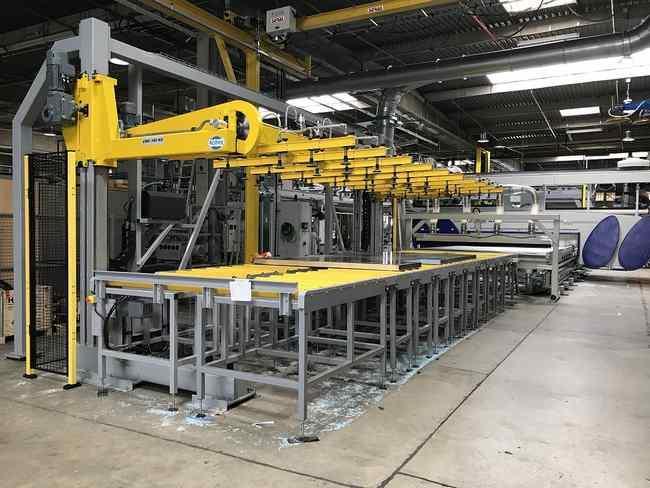 Machine spéciale - Automatisation industrielle