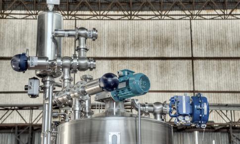 Sterilizzatori tubo in tubo e a superficie raschiata - Macchine per la pastorizzazione e sterilizzazione |