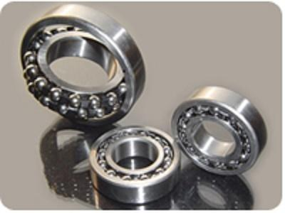 Self-aligning ball bearing -