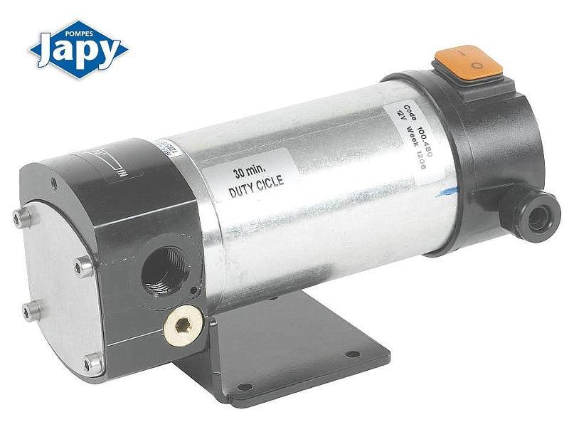 Pompes à engrenages huile - HC1 - HC2 - null