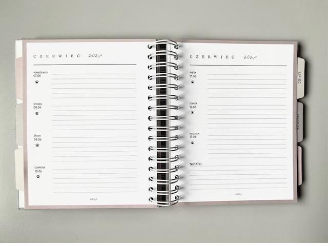 Notebooks Oganizers and Planners - Custom designed high quality notebooks manufactured in EU