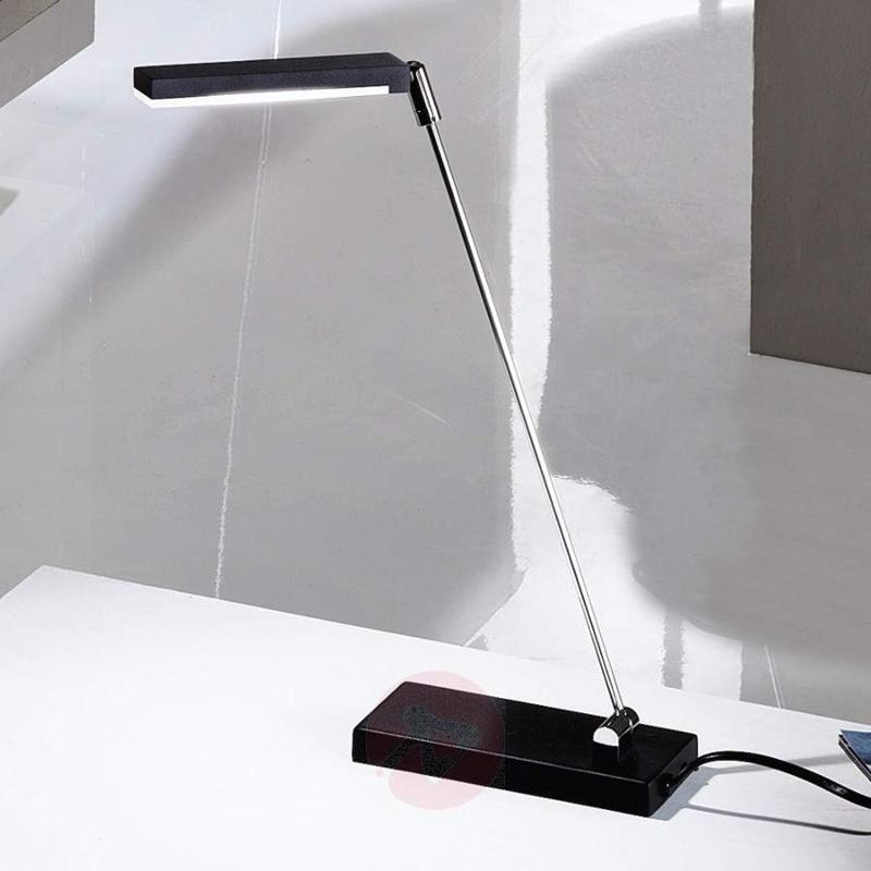 Zoe LED Table Light Simple Modern - Table Lamps