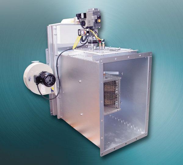 Quemadores de vena de aire JVA - La mejor solución para procesos de secado