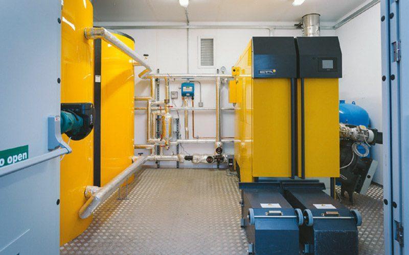 Energy Centre -