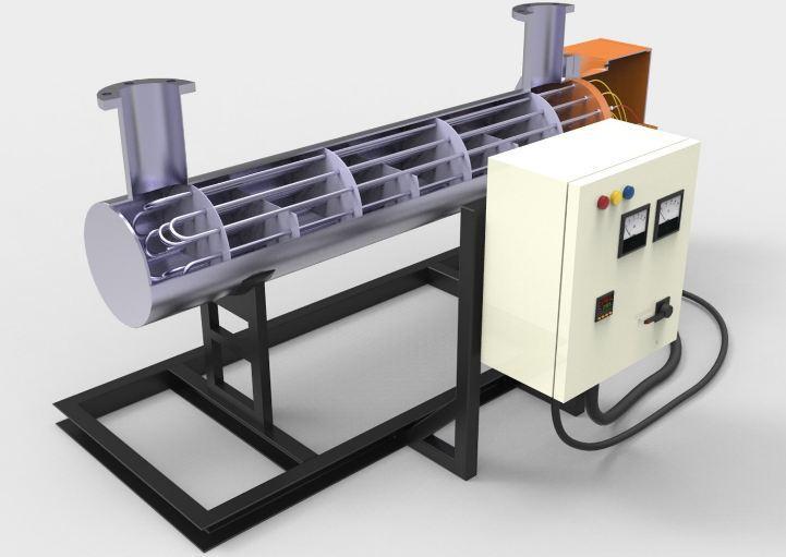 Circulation Heater -