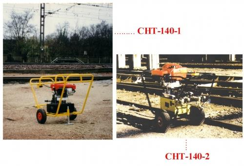Centrales hydrauliques portables