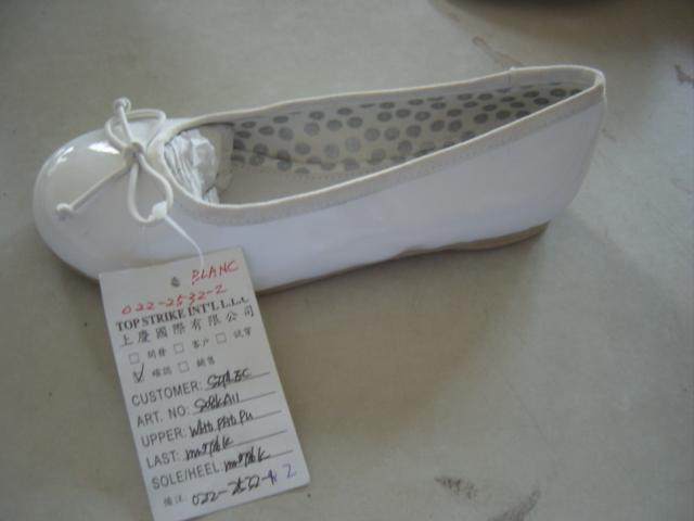 Women's single shoes