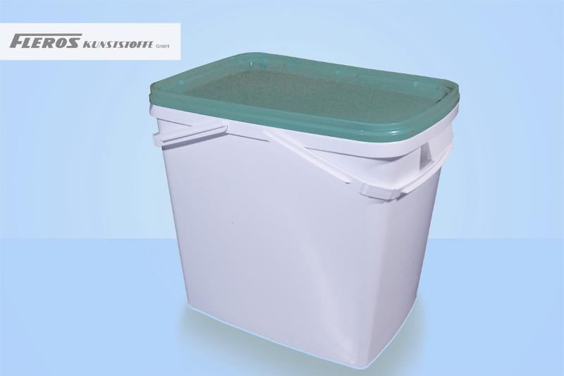 Rectangular buckets - FK-E 25.000 bucket, rectangular, PP