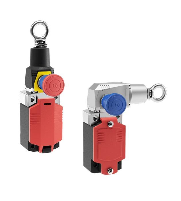 Safety Rope Pull Switch SRO - Compact design for confined spaces