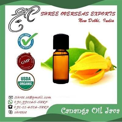 Organic Cananga Oil Java  - USDA Organic